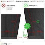 Protecteur de porte de voiture Starling Auto | ÉDITION PREMIÈRE | 2 bandes de mousse auto-adhésives pour le mur de votre garage | Extra Large (200 cm x 25 cm x 6 mm) de la marque Starling Auto image 2 produit