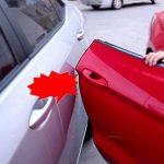 Protection Portiere pour la Porte de Voiture- Bande Adhésive Ferme/5m/Protecteur Doux-Protection Portiere Voiture (5m) de la marque E panda image 3 produit