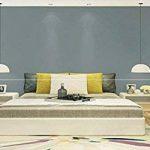 PVC auto-adhésives papier peint mural 10m*0.45m,7677 45cm*10m, gris grand de la marque JINZAI image 2 produit
