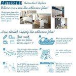 revêtement adhésif gris pour meuble TOP 8 image 4 produit