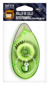 roller de colle repositionnable 8 mm x 7 de la marque Jpc Créations image 0 produit