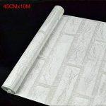 rouleau adhésif blanc pour meuble TOP 5 image 1 produit
