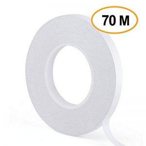 rouleau papier adhésif couleur TOP 2 image 0 produit