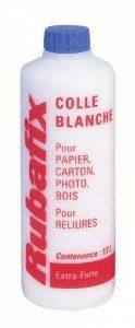 Rubafix 845000 Colle 500 ml - Blanc de la marque Rubafix image 0 produit