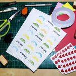 Ruban Adhésif Double Face (55 Yards) Pour Les Cadeaux, Photos, Documents, Fond d'écran, Scrapbooking, Artisanat, Ruban , Cartes et boîtes (1/2 Pouces) de la marque eBoot image 5 produit