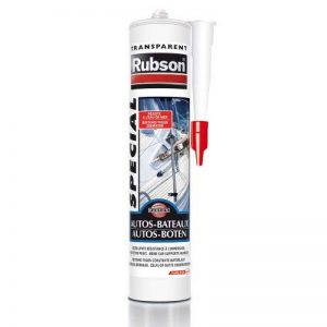 Rubson Mastic Auto-Bateaux 280 ml Transparent de la marque Rubson image 0 produit