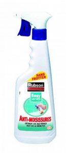 Rubson Spray anti-moisissures Easy Service - Elimine durablement les moisissures des salles d'eau - 1 x 500 ml de la marque Rubson image 0 produit