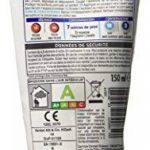 Rubson Tube Souple de mastic blanc Bain&Cuisine Pure - Pour des joints durablement blancs et étanches - A base de silicone - 1 x 150 ml de la marque Rubson image 1 produit