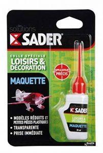 Sader 30023991 Colle Maquette 30 ml de la marque Sader image 0 produit