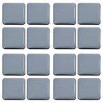 SBS® Patin pour meubles 16 Pièces Téflon auto-adhésif 50x50 mm PTFE Dérapage Laflon Super planeurs de la marque SBS image 1 produit