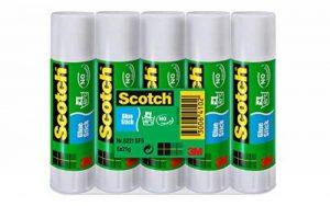 Scotch Lot de 5 Bâtons Classic 21 g de la marque Scotch image 0 produit