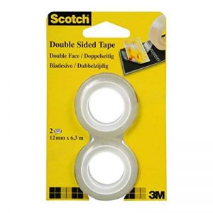 scotch permanent double sided tape TOP 0 image 0 produit