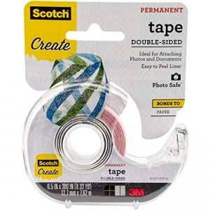 scotch scrapbooking tape double sided TOP 6 image 0 produit