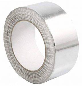 STERR - Ruban adhésif en aluminium 50mm X 50m de la marque STERR image 0 produit