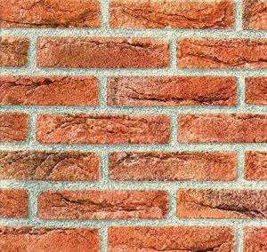 Sticky Back Brick Ahaus Red 45 de la marque d-c-fix® image 0 produit