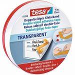 Tesa 05338-00000-01 Ruban adhésif Double-face 10 m:15 mm Transparent de la marque Tesa image 1 produit