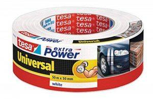 Tesa 56389-00002-06 extra Power Universal Ruban adhésif Blanc de la marque Tesa image 0 produit