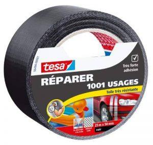Tesa 56494-00001-00 Réparer 1001 Usages Toile Très Résistante 25 m x 50 mm Noir de la marque Tesa image 0 produit