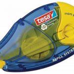 Tesa Ecologo Roller de colle repositionnable rechargeable recyclé 14mx8,4mm Lot de 5 de la marque Tesa image 1 produit
