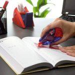 tesa Roller Lot de 5 Rollers de colle permanente Ecologo rechargeable 14m x 8,4mm de la marque Tesa image 2 produit