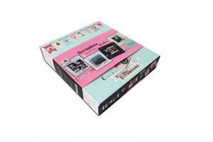 Toga KT75 Clic Clac Kit de Scrapbooking Scrapbox Clic Clac Papier Multicolore 23,5 x 26 x 5,5 cm de la marque Toga image 0 produit