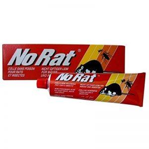 Tube de glue RODENTICIDE anti souris rats et insectes 135 gr de la marque Masy Jean' image 0 produit