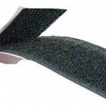TUKA 25 Mètres x 20mm Bande de Crochet & Boucle Auto Adhésif, Autocollant Scratch Bande Autoadhésif, Rubans Adhésive Hook & Loop, 25M Crochet et 25M Boucle, Vert foncé, TKB5008 DarkGreen de la marque TUKA image 2 produit