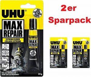 UHU 45820Max RepairColle extra forte, tube de 20g de la marque UHU image 0 produit