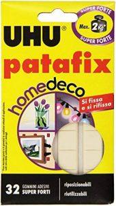 UHU D1590 Patafix Homedeco Lot de 32 gommettes adhésives de la marque UHU image 0 produit