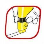 UHU Tube de colle twist and glue avec solvant, flacon de 35g de la marque UHU image 3 produit