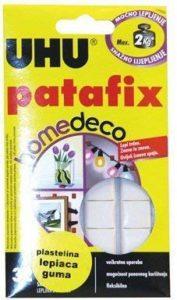 UHU White Clay Adhesive 60g Patafix Home Deco 32 Pcs. by Uhu de la marque UHU image 0 produit