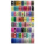 UOOOM Multi-pattern Washi Tape Ruban Adhésif Papier Décoratif Masking tape Scrapbooking (10 modéles) de la marque UOOOM image 4 produit