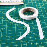 VEDA® Set de 5 courbes Ruban Adhésif de masquage 2 mm / 3 mm / 5 mm/ 8 mm/ 10 mm Outils Accessoires Modélisme Hobbie de la marque VEDA image 1 produit