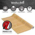 Venilia Film adhésif Perfect Fix Effet bois, PVC, Chêne clair, 67,5cm x 2m de la marque Venilia image 1 produit