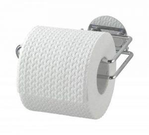 Wenko 18774100 Turbo-Loc Porte Papier WC Chrome de la marque Wenko image 0 produit