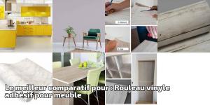 le meilleur comparatif pour rouleau vinyle adhsif pour meuble